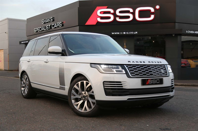 used Land Rover Range Rover P400e 13.1kWh Autobiography Auto 4WD (s/s) LWB in huddersfield-west-yorkshire