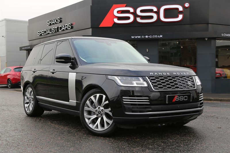 used Land Rover Range Rover P400e 12.4kWh Autobiography Auto 4WD (s/s) in huddersfield-west-yorkshire
