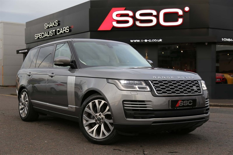 used Land Rover Range Rover P400 MHEV Autobiography Auto 4WD (s/s) LWB in huddersfield-west-yorkshire