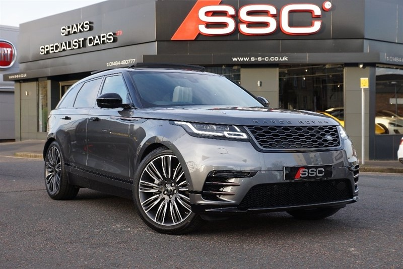 used Land Rover Range Rover Velar D300 First Edition 4X4 5dr (start/stop) in yorkshire