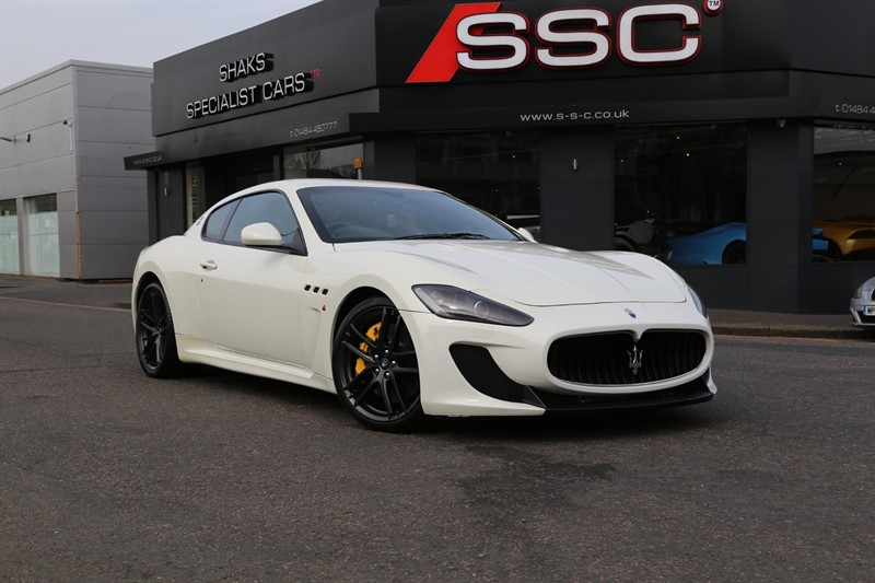 used Maserati Granturismo MC Stradale 2dr in huddersfield-west-yorkshire