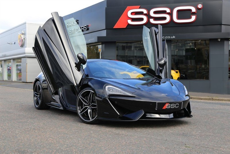 used Mclaren 570GT SSG 2dr in huddersfield-west-yorkshire