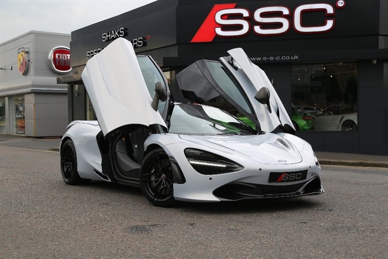 used Mclaren 720s Luxury DCT 2dr in huddersfield-west-yorkshire