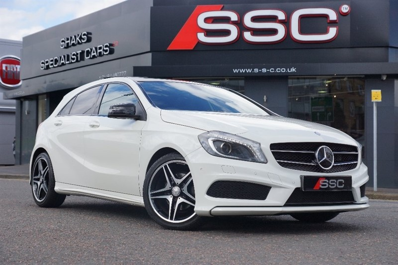 Car of the week - Mercedes A200 A Class CDI AMG Sport 7G-DCT 5dr - Only £16,995