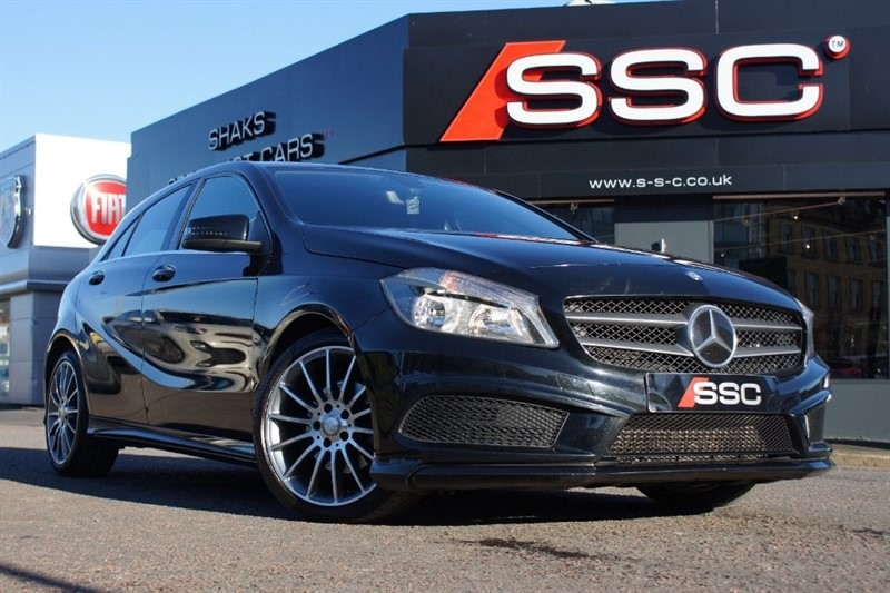 used Mercedes A200 A Class CDI AMG Sport 7G-DCT 5dr in yorkshire