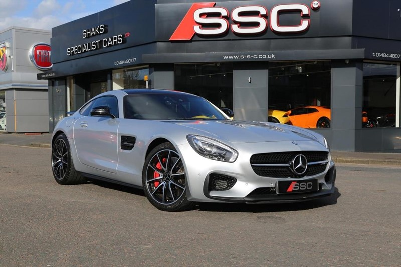 used Mercedes AMG GT S Edition 1 Speedshift DCT 2dr in huddersfield-west-yorkshire