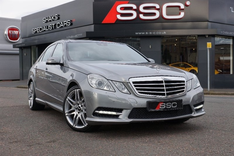 used Mercedes E350 E Class CDI Sport 7G-Tronic 4dr in yorkshire