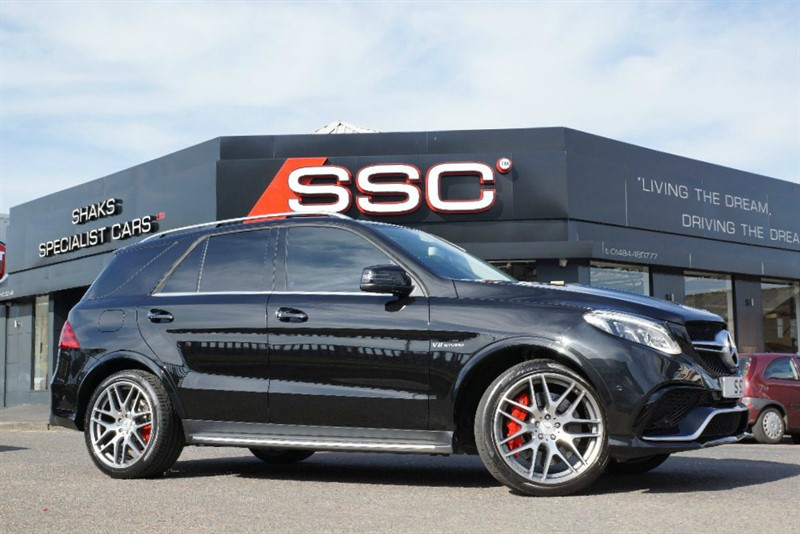 Mercedes GLE Class for sale
