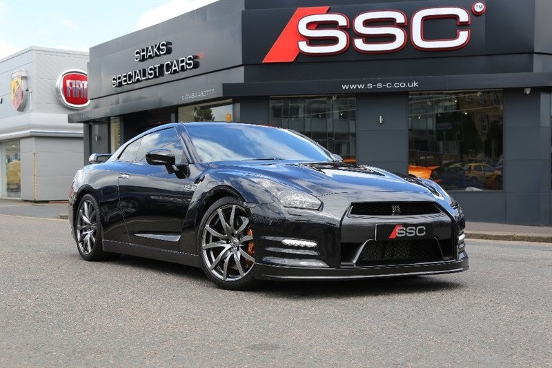 used Nissan GT-R V6 Premium 2dr in huddersfield-west-yorkshire