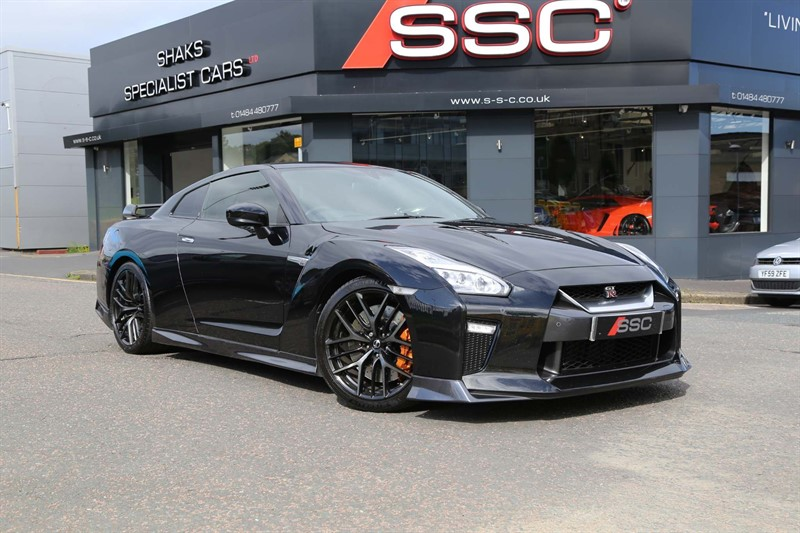 used Nissan GT-R V6 Prestige Auto 4WD 2dr in huddersfield-west-yorkshire