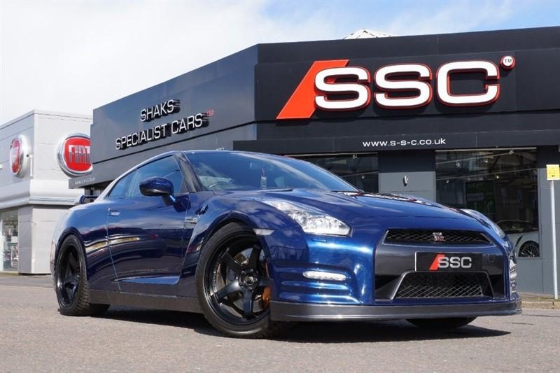 used Nissan GT-R V6 Premium 4WD 2dr in huddersfield-west-yorkshire