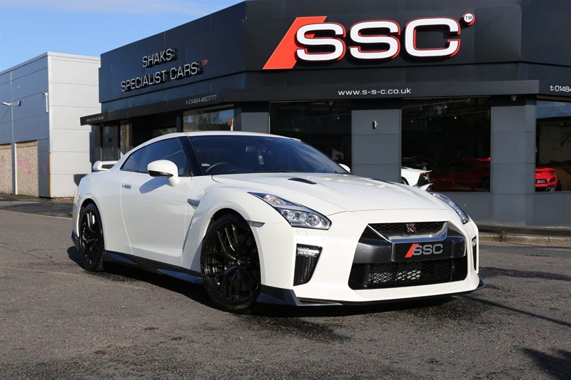 used Nissan GT-R V6 Prestige Auto 4WD in huddersfield-west-yorkshire