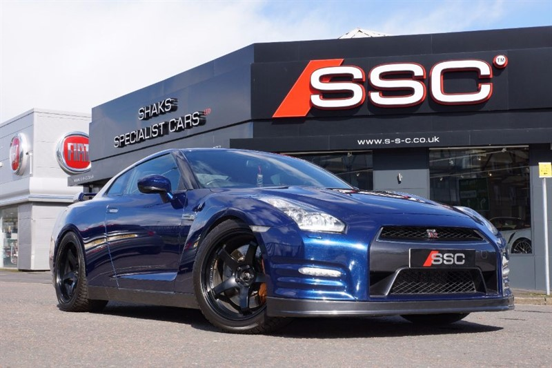 used Nissan GT-R 3.8 V6 4WD 2dr STAGE 4.25 in yorkshire
