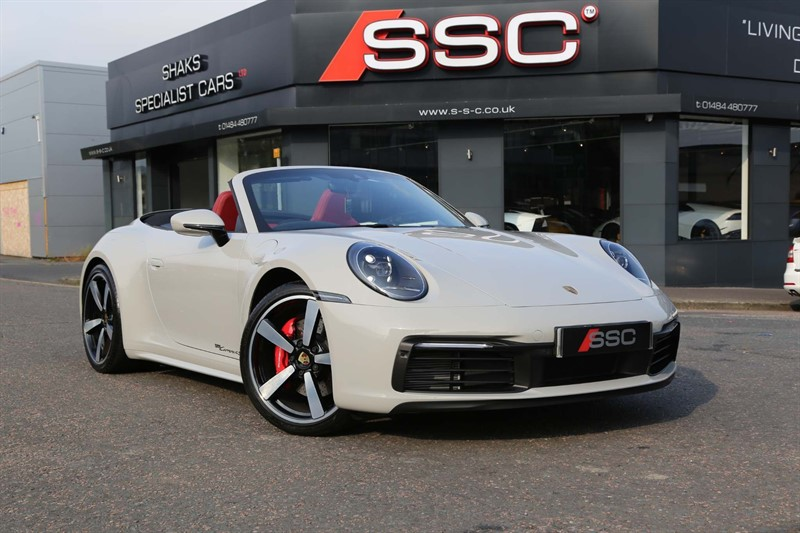 used Porsche 911 3.0T 992 Carrera 4S PDK 4WD (s/s) in huddersfield-west-yorkshire