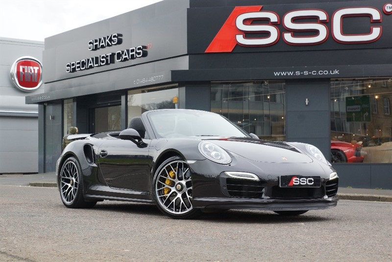 used Porsche 911 991 Turbo S PDK AWD 2dr in yorkshire