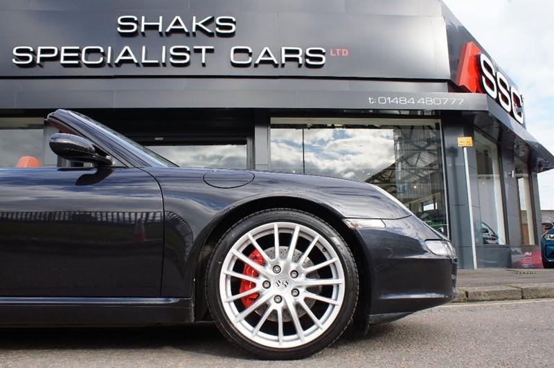 Used Black Porsche 911 For Sale West Yorkshire