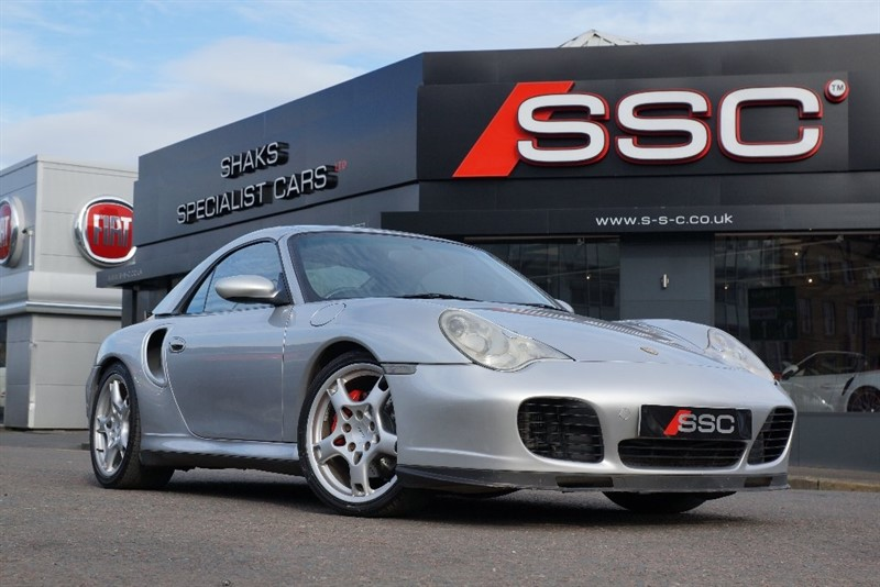 used Porsche 911 996 Turbo Tiptronic S AWD in huddersfield-west-yorkshire