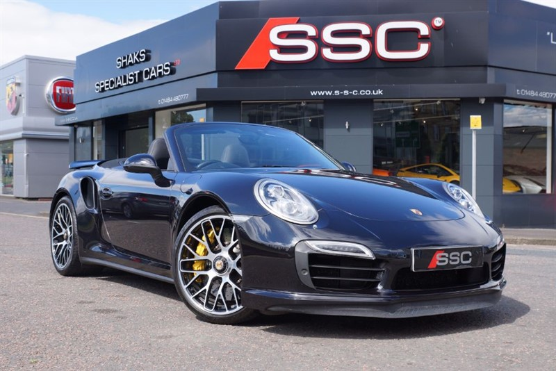 used Porsche 911 991 Turbo S 3.8 PDK AWD in yorkshire