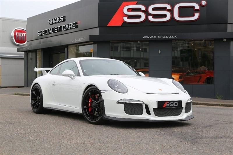 used Porsche 911 991 GT3 PDK in huddersfield-west-yorkshire