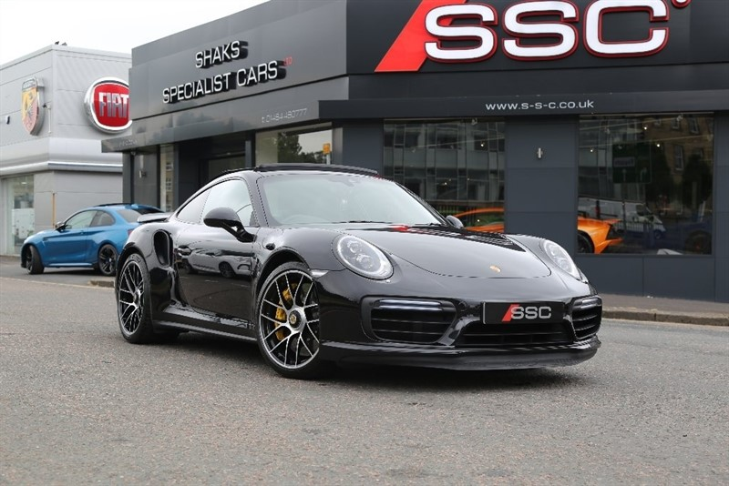 used Porsche 911 991 Turbo S PDK AWD (s/s) 2dr in yorkshire