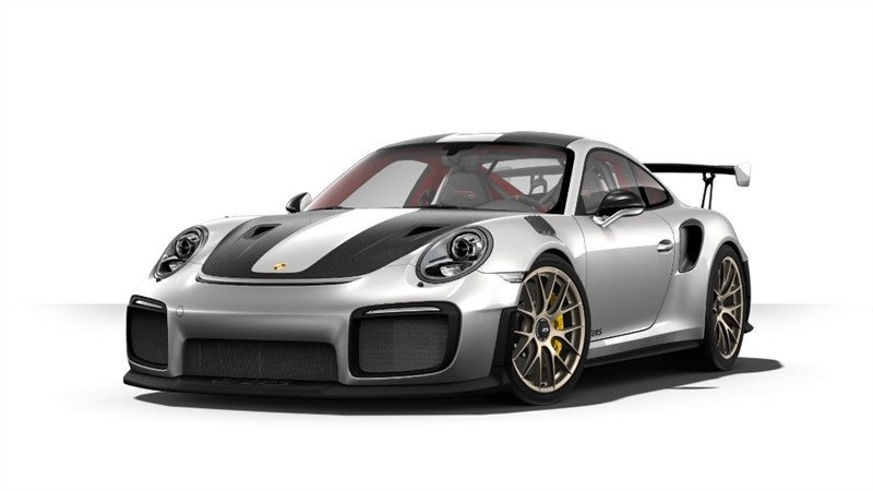used Porsche 911 3.8 991 GT2 RS PDK (s/s) 2dr in yorkshire