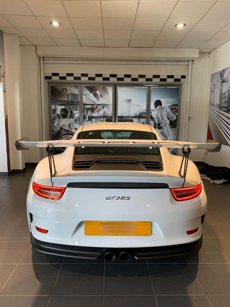 used Porsche 911 991 GT3 RS PDK 2dr in huddersfield-west-yorkshire