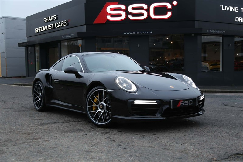 used Porsche 911 T 991 Turbo S PDK 4WD (s/s) 2dr in huddersfield-west-yorkshire