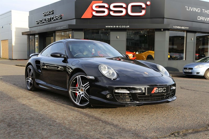 used Porsche 911 997 Turbo Tiptronic S AWD 2dr in huddersfield-west-yorkshire