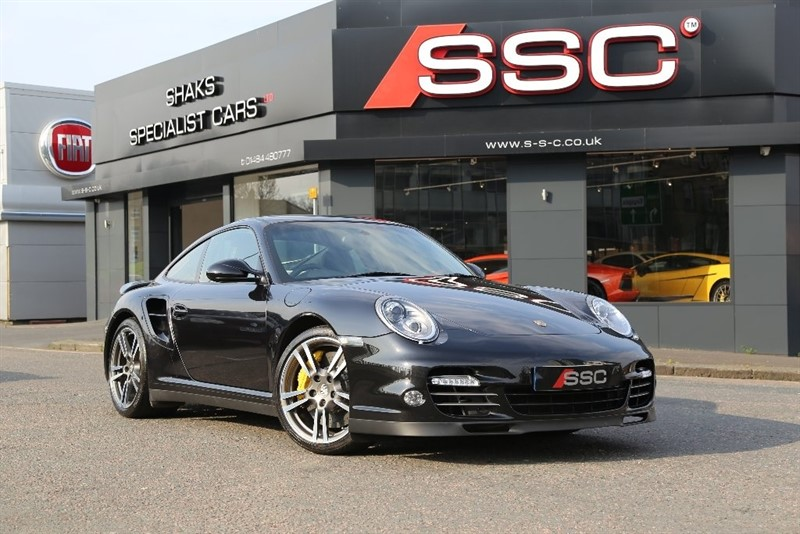 used Porsche 911 997 Turbo S PDK AWD 2dr in huddersfield-west-yorkshire