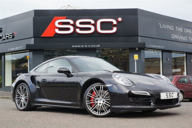 used Porsche 911 Turbo 991 PDK AWD 2dr in yorkshire