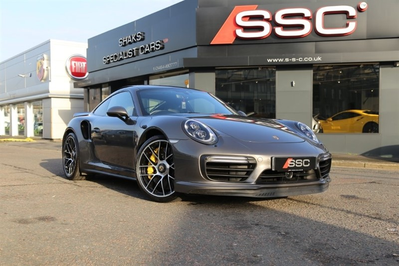 used Porsche 911 991 Turbo S PDK AWD (s/s) 2dr in huddersfield-west-yorkshire