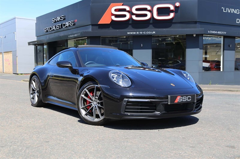 used Porsche 911 3.0T 992 Carrera S PDK (s/s) in huddersfield-west-yorkshire