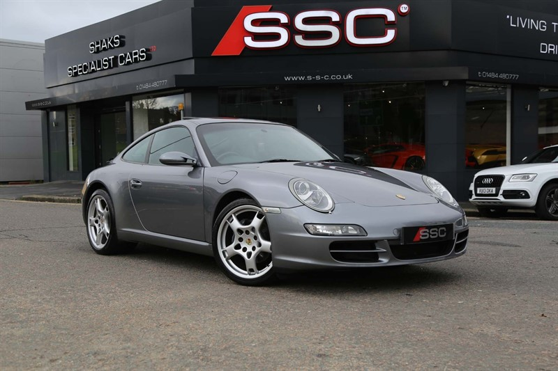 used Porsche 911 997 Carrera PDK 2dr in huddersfield-west-yorkshire