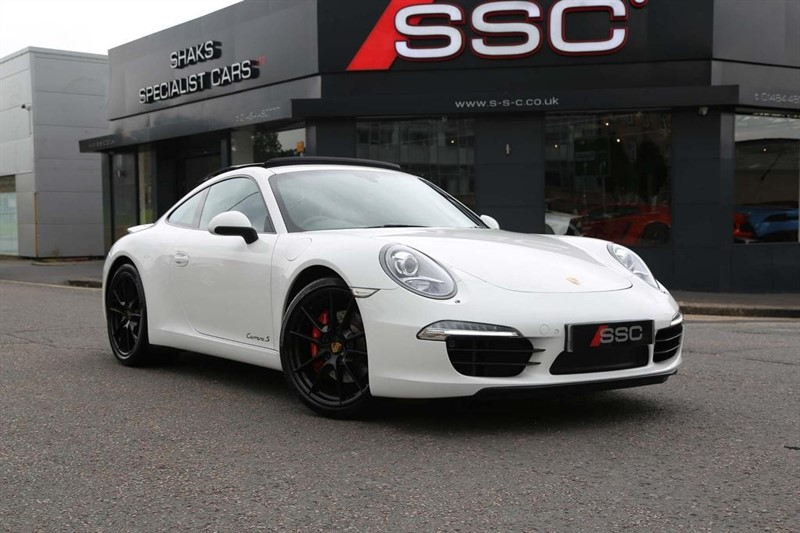 used Porsche 911 991 Carrera S PDK (s/s) 2dr in huddersfield-west-yorkshire