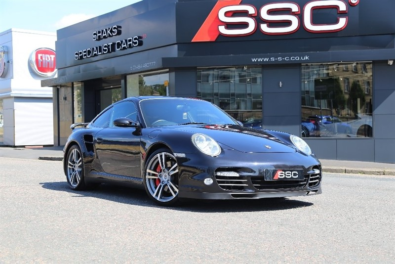 used Porsche 911 997 Turbo PDK AWD in huddersfield-west-yorkshire