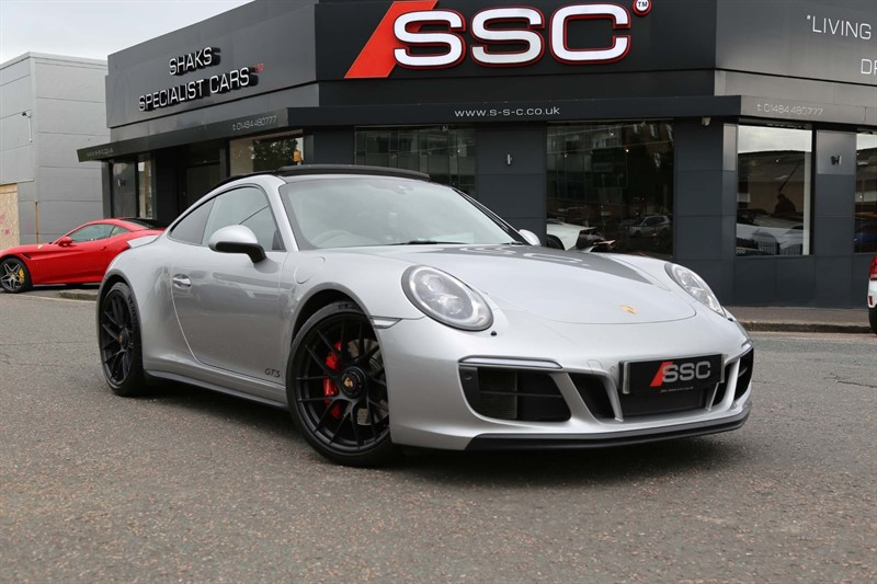 used Porsche 911 3.0T 991 Carrera GTS PDK (s/s) in huddersfield-west-yorkshire
