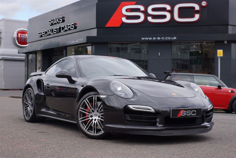 used Porsche 911 Turbo 991 Turbo PDK 3.8 AWD 2dr in yorkshire
