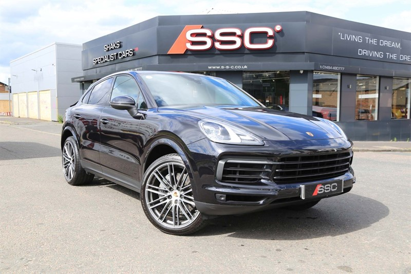 used Porsche Cayenne 2.9T V6 S Tiptronic 4WD (s/s) in huddersfield-west-yorkshire