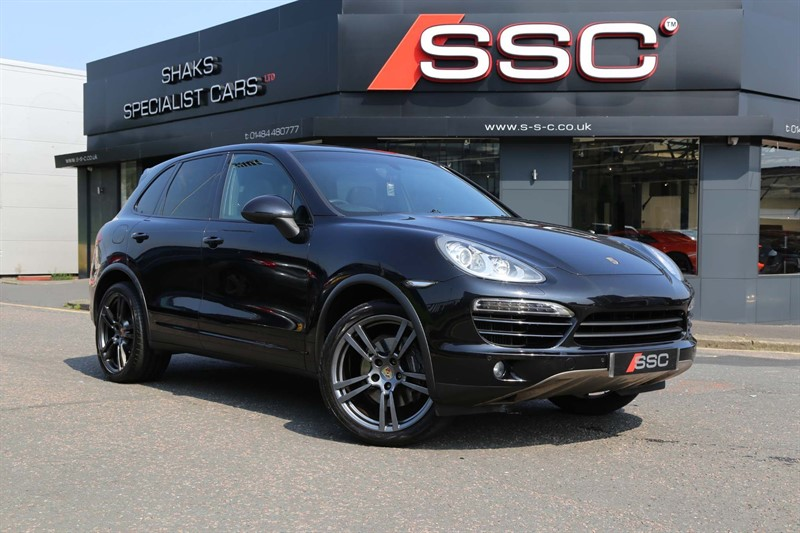 used Porsche Cayenne TD Tiptronic S AWD 5dr in huddersfield-west-yorkshire