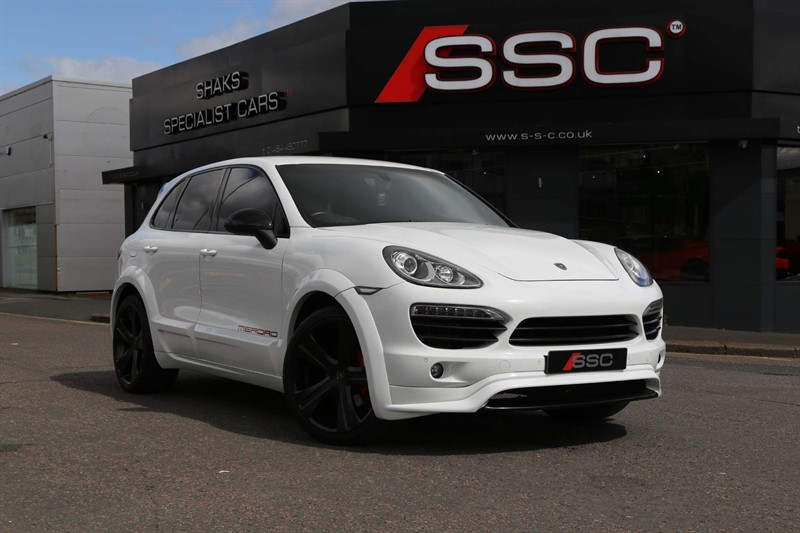 used Porsche Cayenne Tiptronic S AWD in huddersfield-west-yorkshire