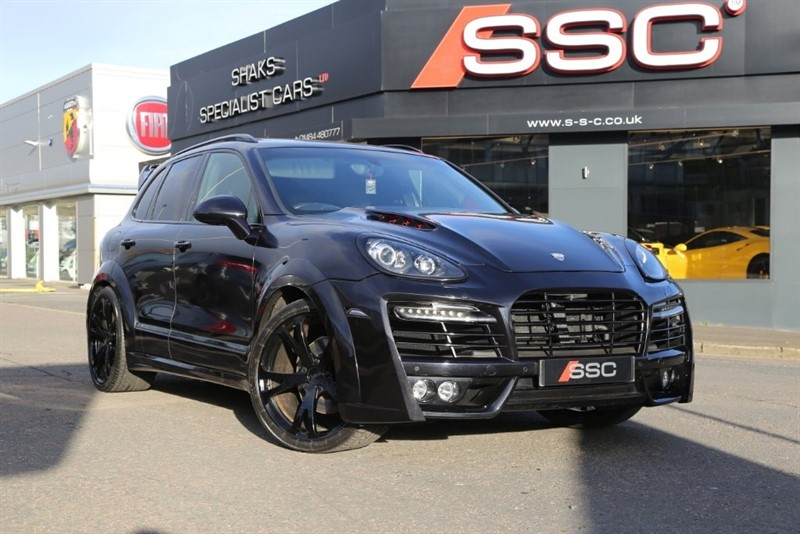 used Porsche Cayenne V6 S Tiptronic AWD 5dr in huddersfield-west-yorkshire