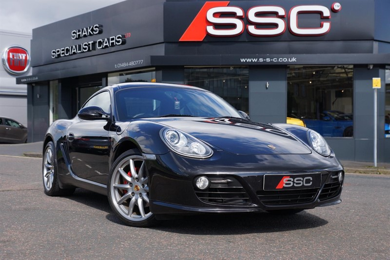 used Porsche Cayman 987 S PDK 2dr in huddersfield-west-yorkshire