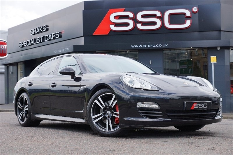 Car of the week - Porsche Panamera TD V6 Tiptronic S 5dr - Only £31,995