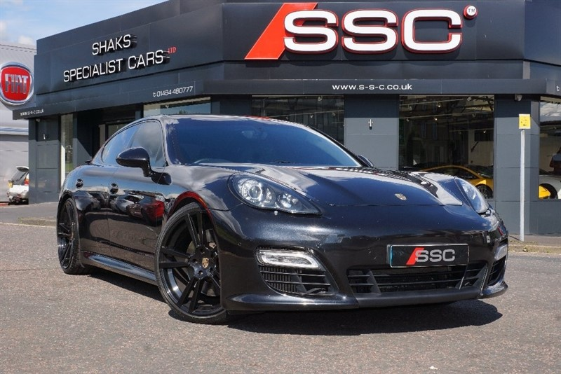 used Porsche Panamera V8 Turbo PDK 5dr in yorkshire