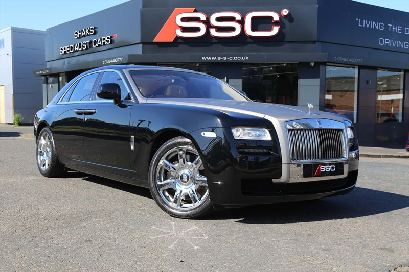 used Rolls-Royce Ghost  in huddersfield-west-yorkshire