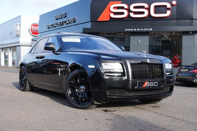 used Rolls-Royce Ghost 6.6 4dr in yorkshire