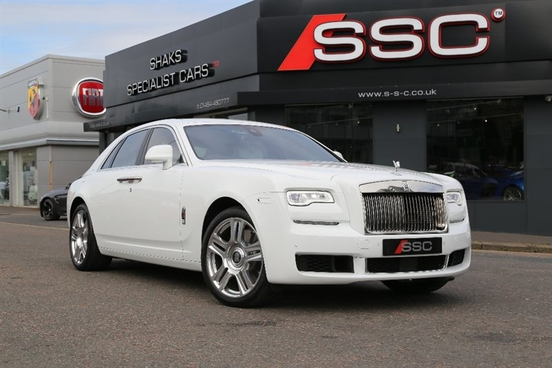 used Rolls-Royce Ghost 4dr in huddersfield-west-yorkshire