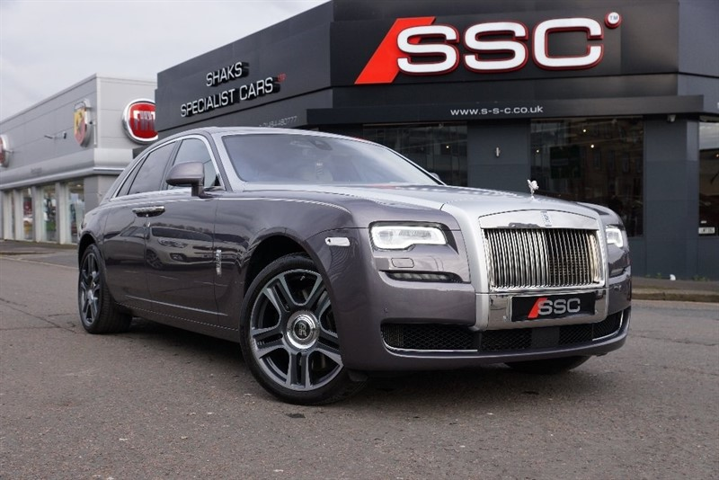 used Rolls-Royce Ghost 4dr in yorkshire