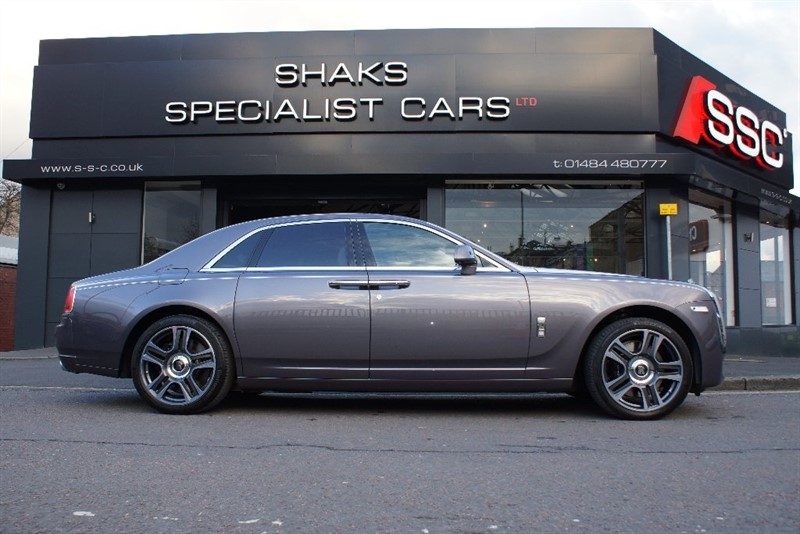 Used Grey Rolls-Royce Ghost For Sale | West Yorkshire