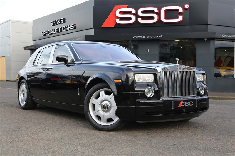 used Rolls-Royce Phantom 4dr in huddersfield-west-yorkshire